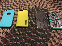 four assorted color iPhone cases Howard, 14823