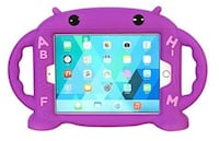Shockproof silicone iPad mini (1-5 gen)case for kids. Georgetown, 40324