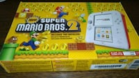 Like New Nintendo 2DS Scarlet Red Super Mario Bros Markham, L3P 2R2