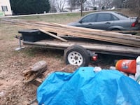 Different size lumber $350 for all Piedmont, 29673