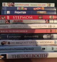 Assorted DVD's Grimsby, L3M 3W2