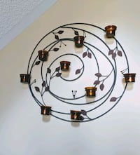 Beautiful wall hanging candle holder Milton, L9T 6S1