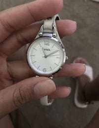 White fossil watch Irving, 75038