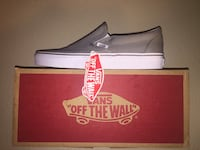 Grey slip-on vans Platte City, 64079