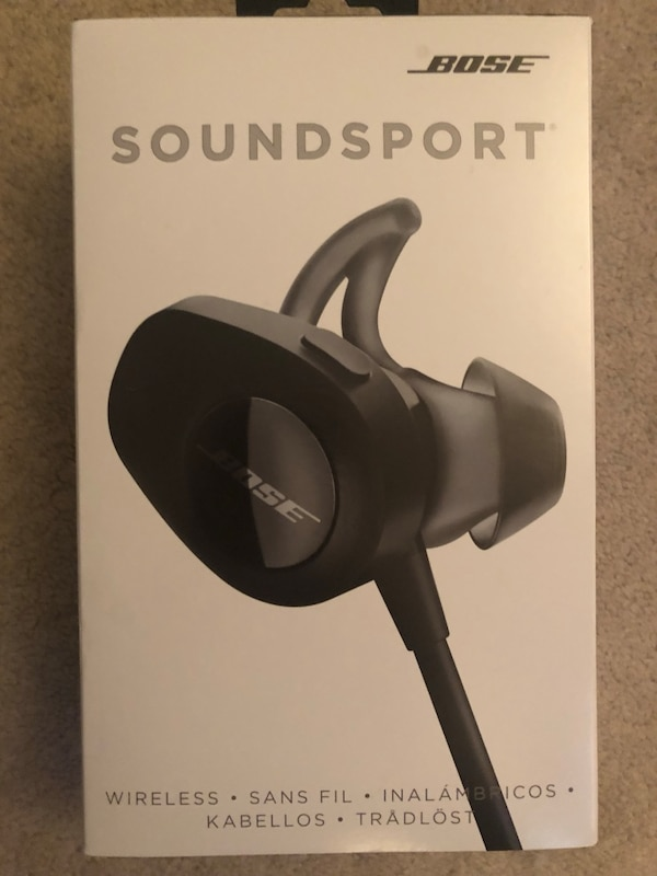 Bose WIRELESS  SoundSport