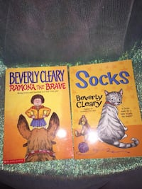 Beverly Cleary books