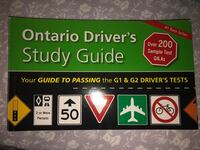 Ontario's Driver Study Guide Pickering, L1X 2T8