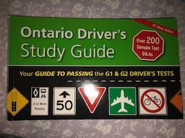 Ontario's Driver Study Guide
