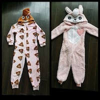 Onesies Size 7 & Size 4 Mississauga, L4Z