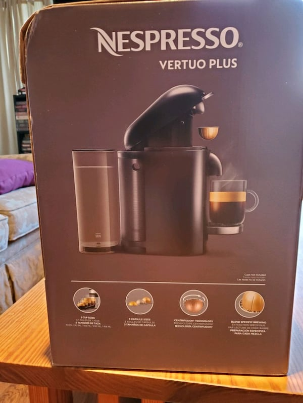 nespresso virtuo plus 3