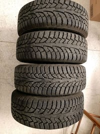 Winter Tire with rims size 195/55/R15