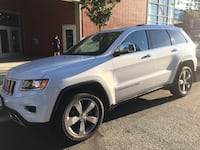 Jeep - Grand Cherokee Limited - 2015 Vancouver, V5T 1R7