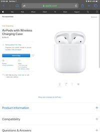 AirPods  Montreal, H4E 1S7