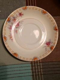 Japanese Floral plate College Station, 77845