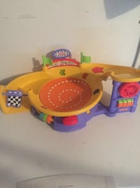 Fisher Price race track Abbotsford, V2T