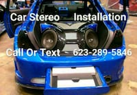 PROFESSIONAL Mobile Car Stereo Installation Glendale