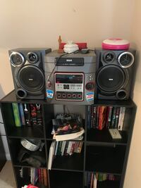 RCA 5 Disc Changer Stereo Gainesville, 20155