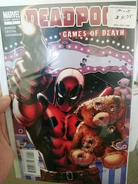 Deadpool: games of death Mississauga, L5H 3W6