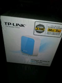 TP-LINK 150 Mbps Wireless Nano Router  New York, 10016