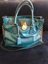 Michael Kors Ostrich Bag- usually goes for $150 San Francisco, 94109