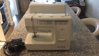 Euro Pro X sewing machine with case Oakville, L6H