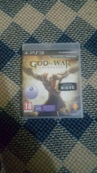 God Of War Ascension PS3 Izmir
