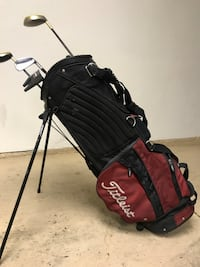 Golf bag and clubs Holladay, 84117