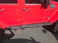 Jeep Wrangler running boards Manassas, 20110