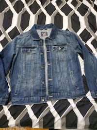 new  denim jean jacket
