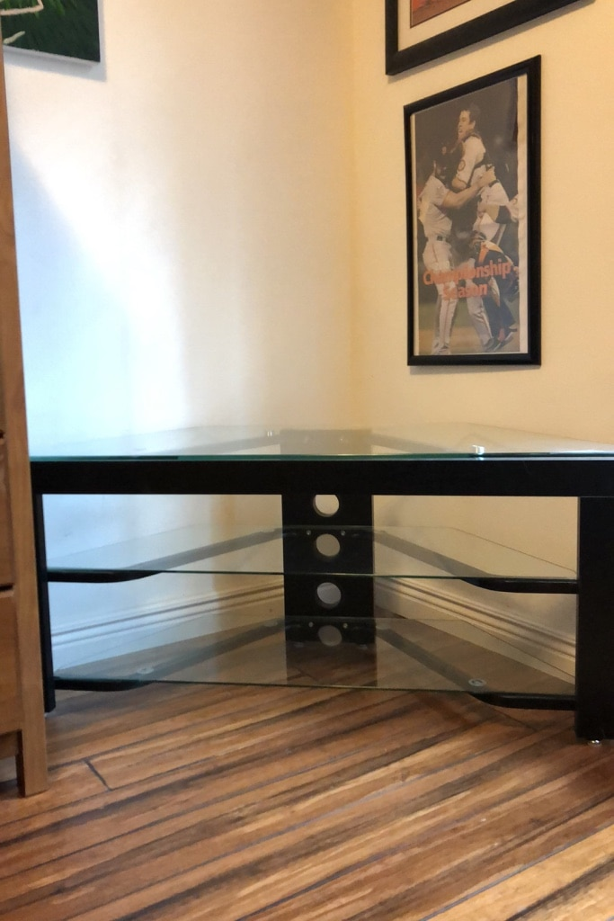 Photo 3 Tier TV Stand