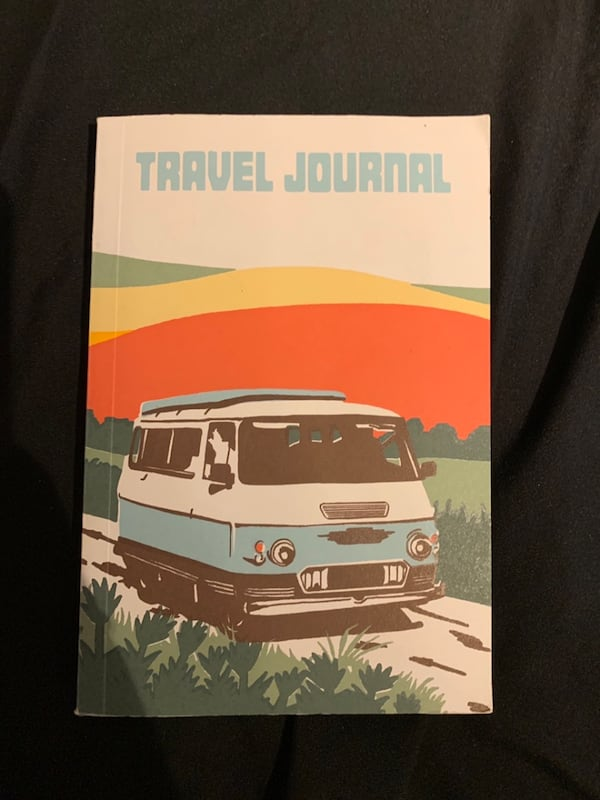 Travel journal  f5d8cb74-8937-4c6f-9462-afe377d53f72
