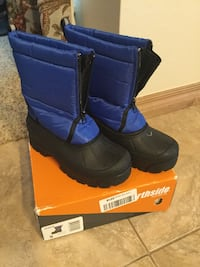 Northside Snow boots, size kid 5