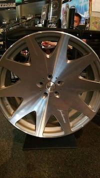 "22"" MRR Wheels $50 Down Payment"