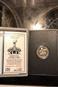 Official Game Coin