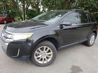 2014 Ford Edge Limited 4dr Crossover 709 mi