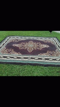 red and white floral area rug Jacksonville, 32246