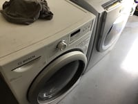 white front-load clothes washer Dana Point, 92629