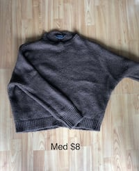 Brown super soft sweater Cambridge, N1R