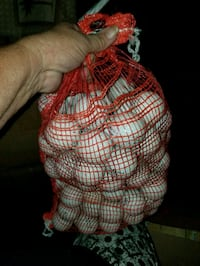 Golf ball 100 per bag 3 bag available  Leesburg, 45135
