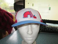 Brand New Vintage Quebec Nordiques Puma NHL Baseball Cap - One Size  Fits All Winnipeg