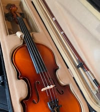 Violin Half Size with Many Extras! Loch Arbour, 07711