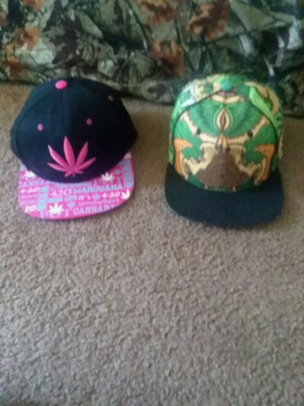0ccfb68a9ac05 Used 2 snapback hats for sale in Napa - letgo