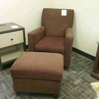 Chair and ottoman  Oakville, L6L 5N1