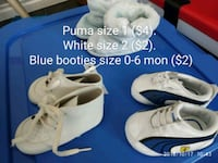 Baby Shoes Pickering, L1V 2S3