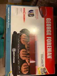George Foreman grill  New Rochelle, 10801