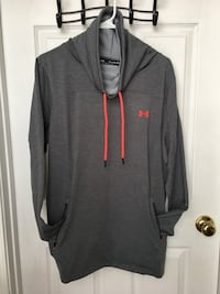 NEW, Gray Under Armour Sweater, Size XXL/2TG/2EG Lorton, 22079