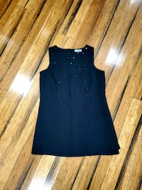 Cynthia Rowley beaded top size small