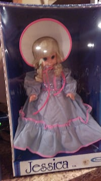 Vintage doll in original packaging Oakland County