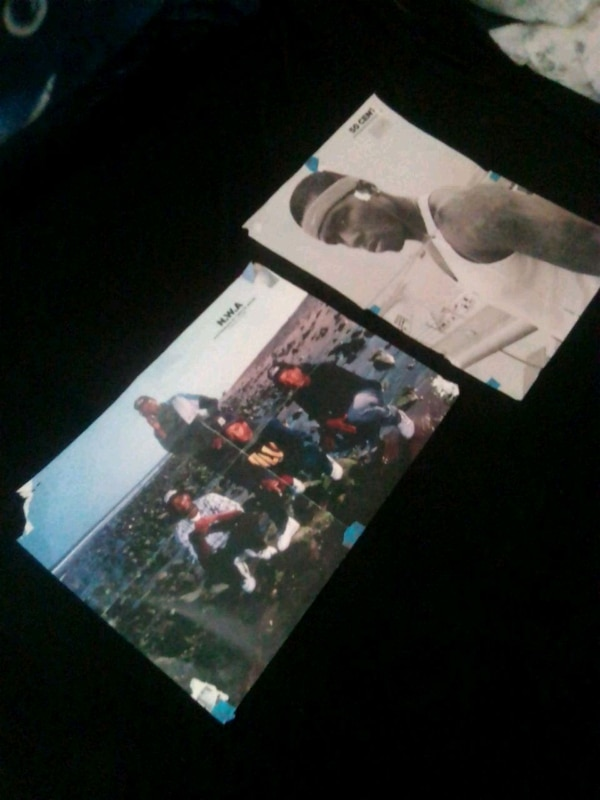 Used Rare hiphop posters for sale in Madera - letgo