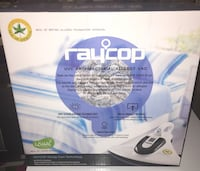 Raycop anti-bacterial allergy vacuum. Richmond Hill